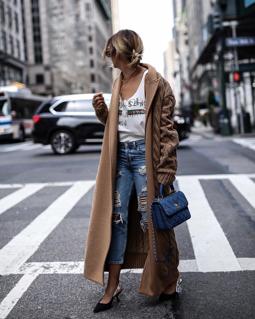 Пальто оверсайз 2020 - идеальное решение для дам, которые любят примерять на себя трендовые предметы гардероба