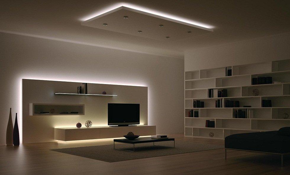 Освещение пространства в вашем доме фото 2