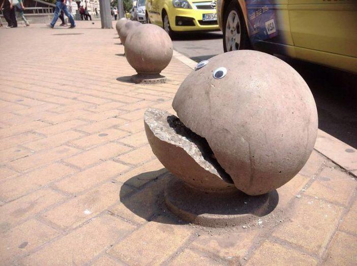 glazastyj strit art kreativnyj podhod k oformleniju ulichnogo landshafta
