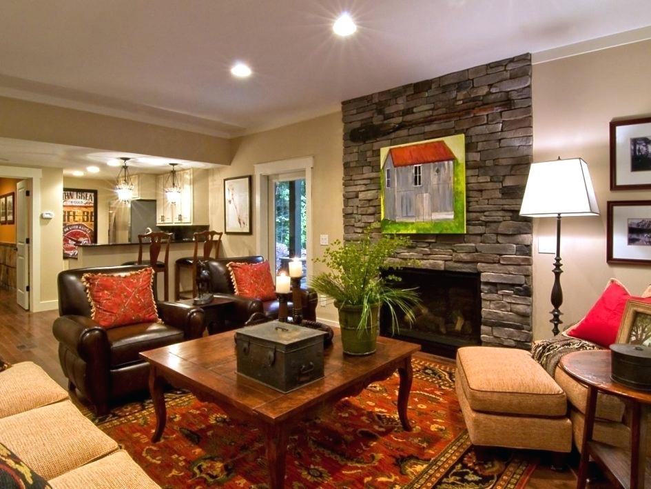 12 stilnyh idej dizajna sten v gostinoj komnate