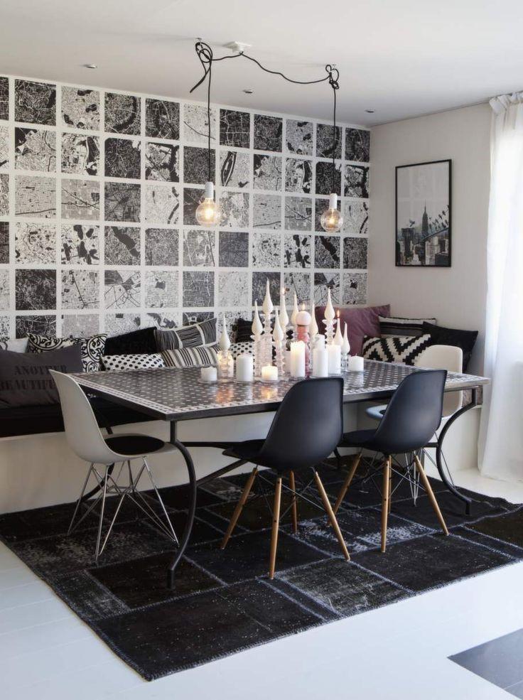 Идеи дизайна интерьера вашей столовой фото 1