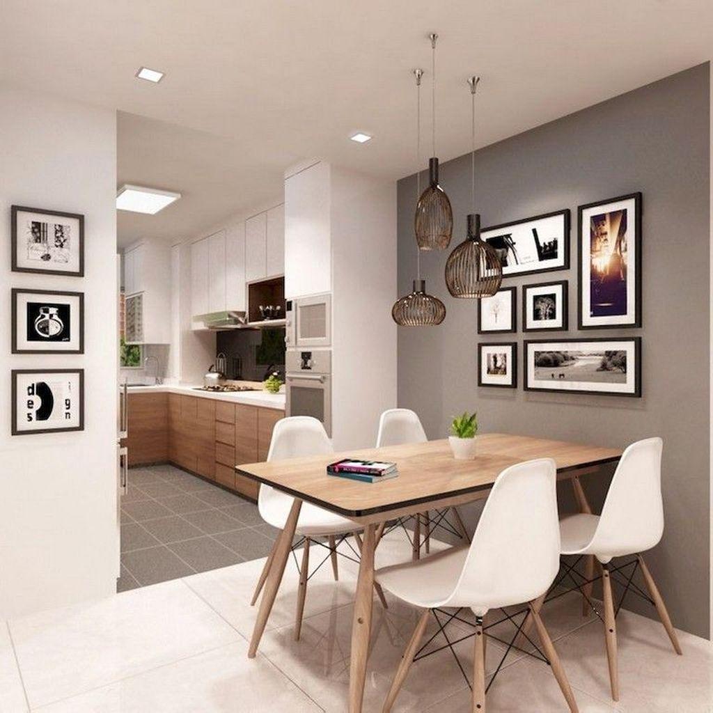 Идеи дизайна интерьера вашей столовой фото 6