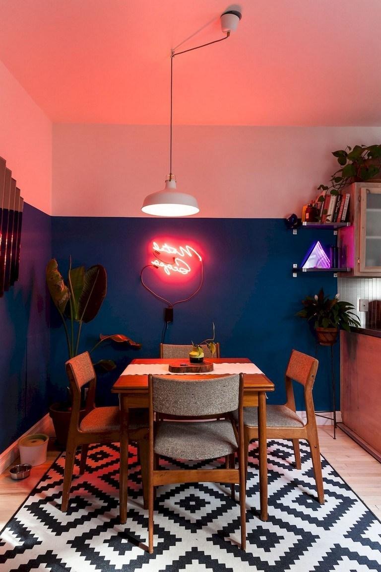 Идеи дизайна интерьера вашей столовой фото 9