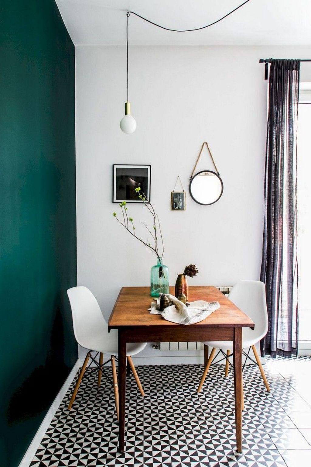 Идеи дизайна интерьера вашей столовой фото 7