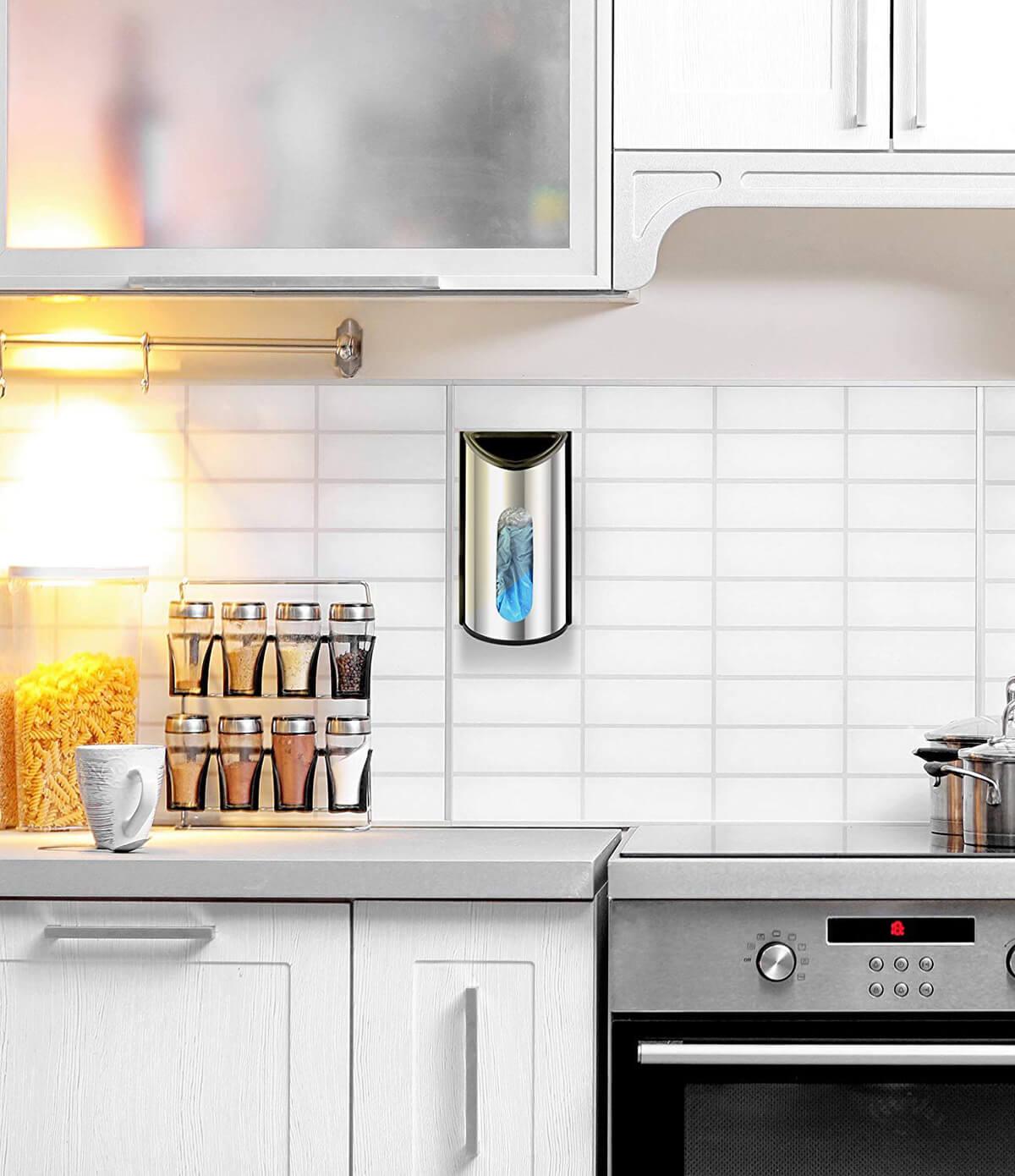 советы организации пространства на вашей кухне фото 14