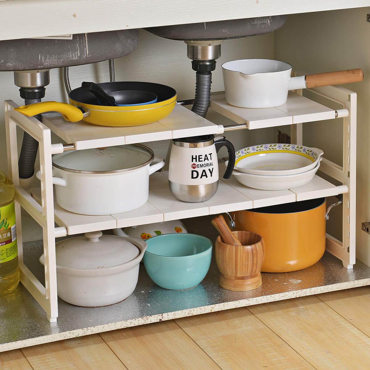 советы организации пространства на вашей кухне фото 13