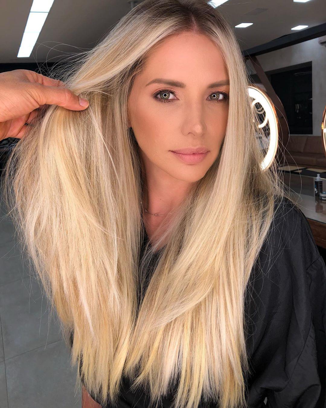 стрижки на длинные волосы 2020 фото 18