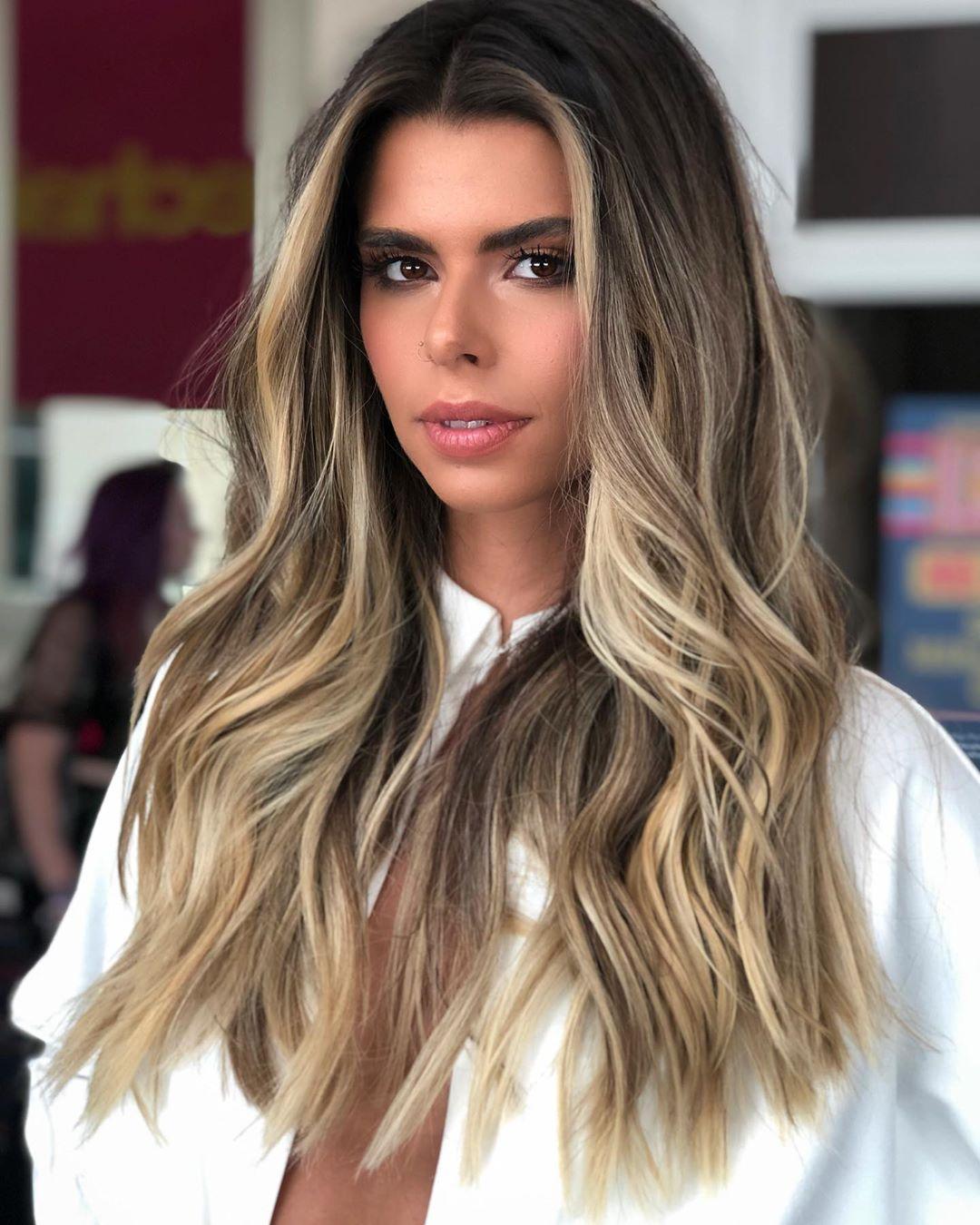 стрижки на длинные волосы 2020 фото 20