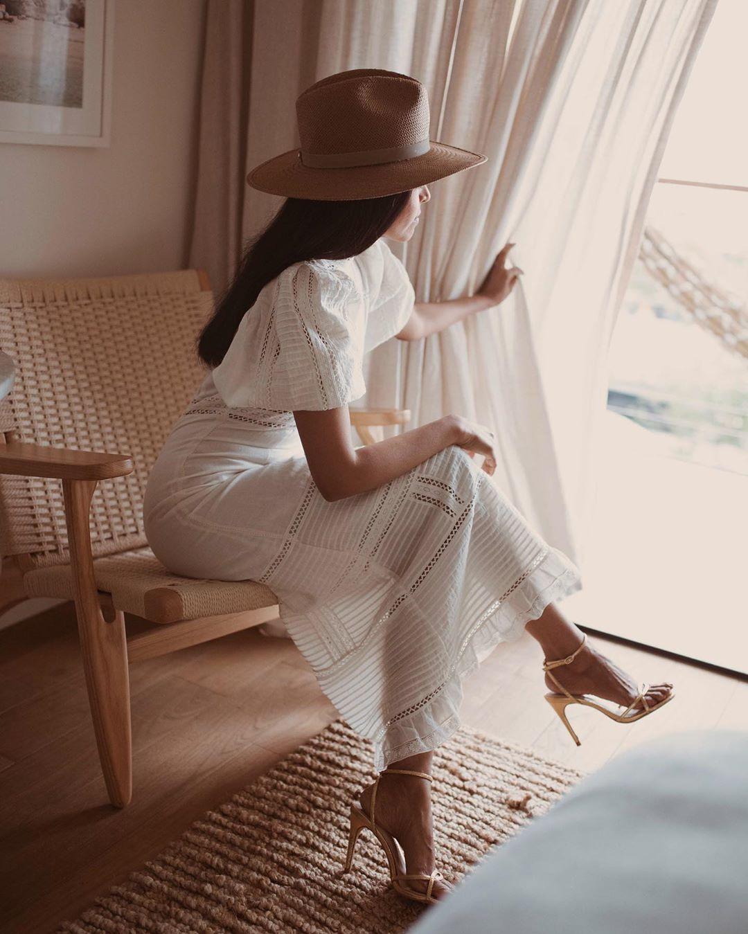 белая юбка 2020 фото 11