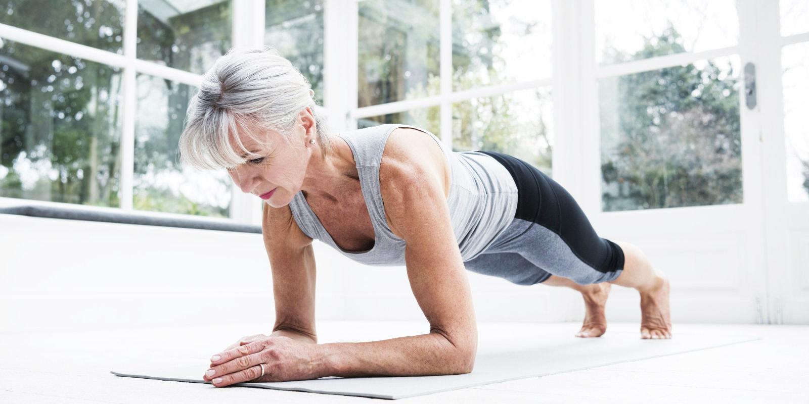 Как поддерживать физическую форму после 40 лет фото 1