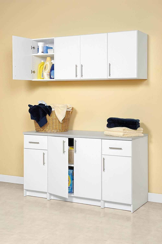 Шкаф для прачечной фото 1