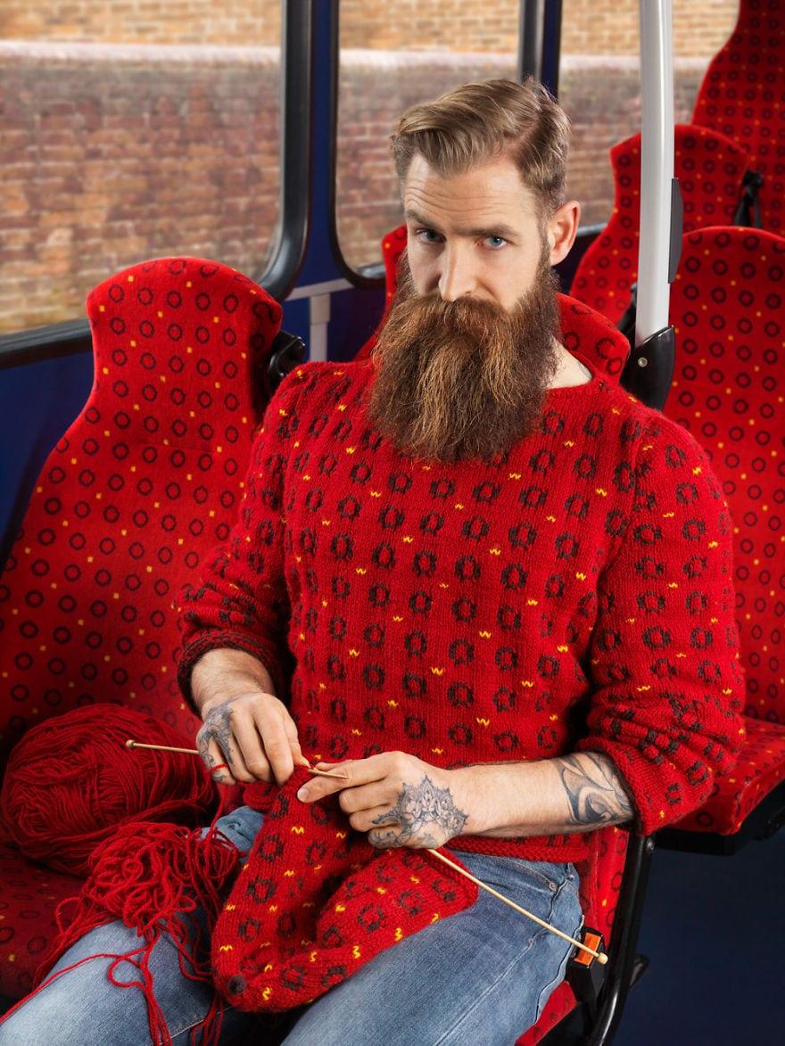 необычный проект по созданию креативной одежды