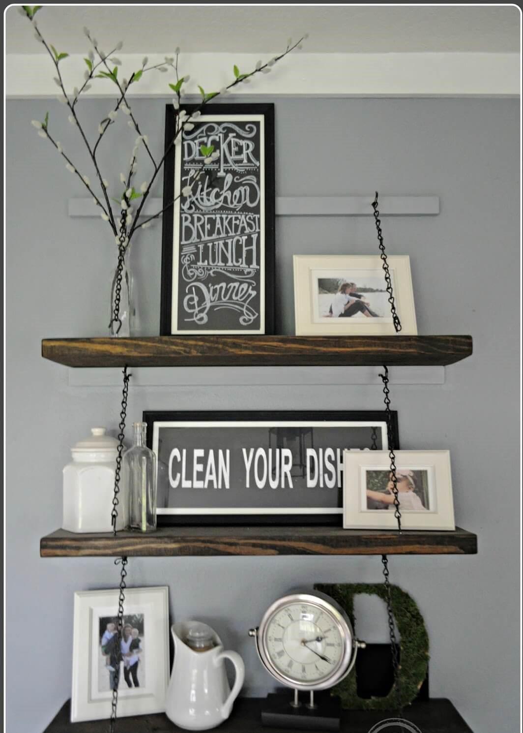 подвесные полки для вашего дома фото 2