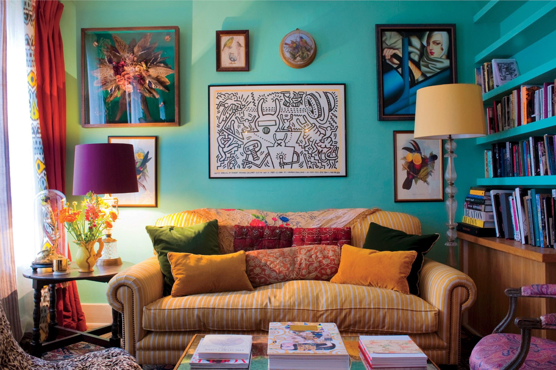 13 оригинальных идей дизайна интерьера вашей гостиной