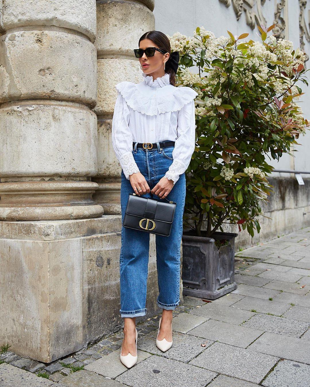 прямые джинсы фото 4