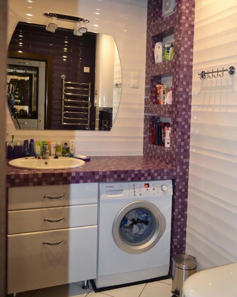 Применение мозаики в интерьере квартиры и дачи