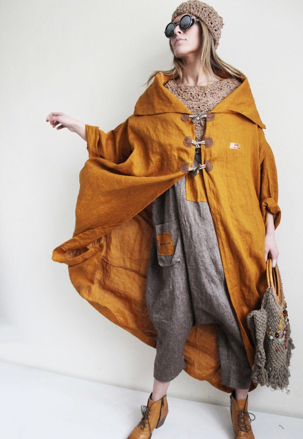 Пальто бохо 2020 фото 6