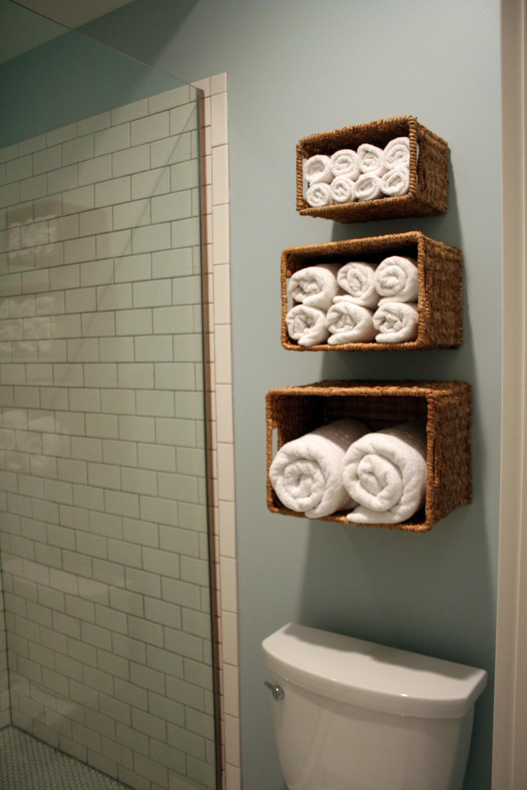 Организация пространства в ванной комнате фото 12