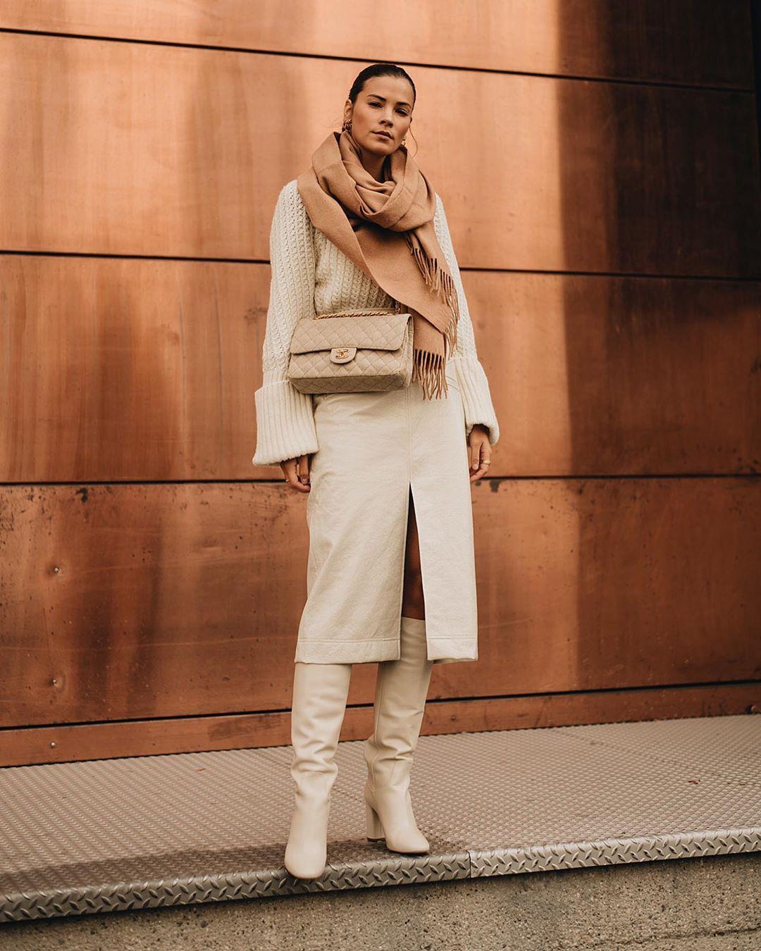 модные образы для бизнес-леди осень 2019 фото 13