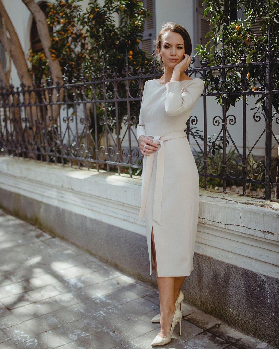 модные образы для бизнес-леди осень 2019 фото 10