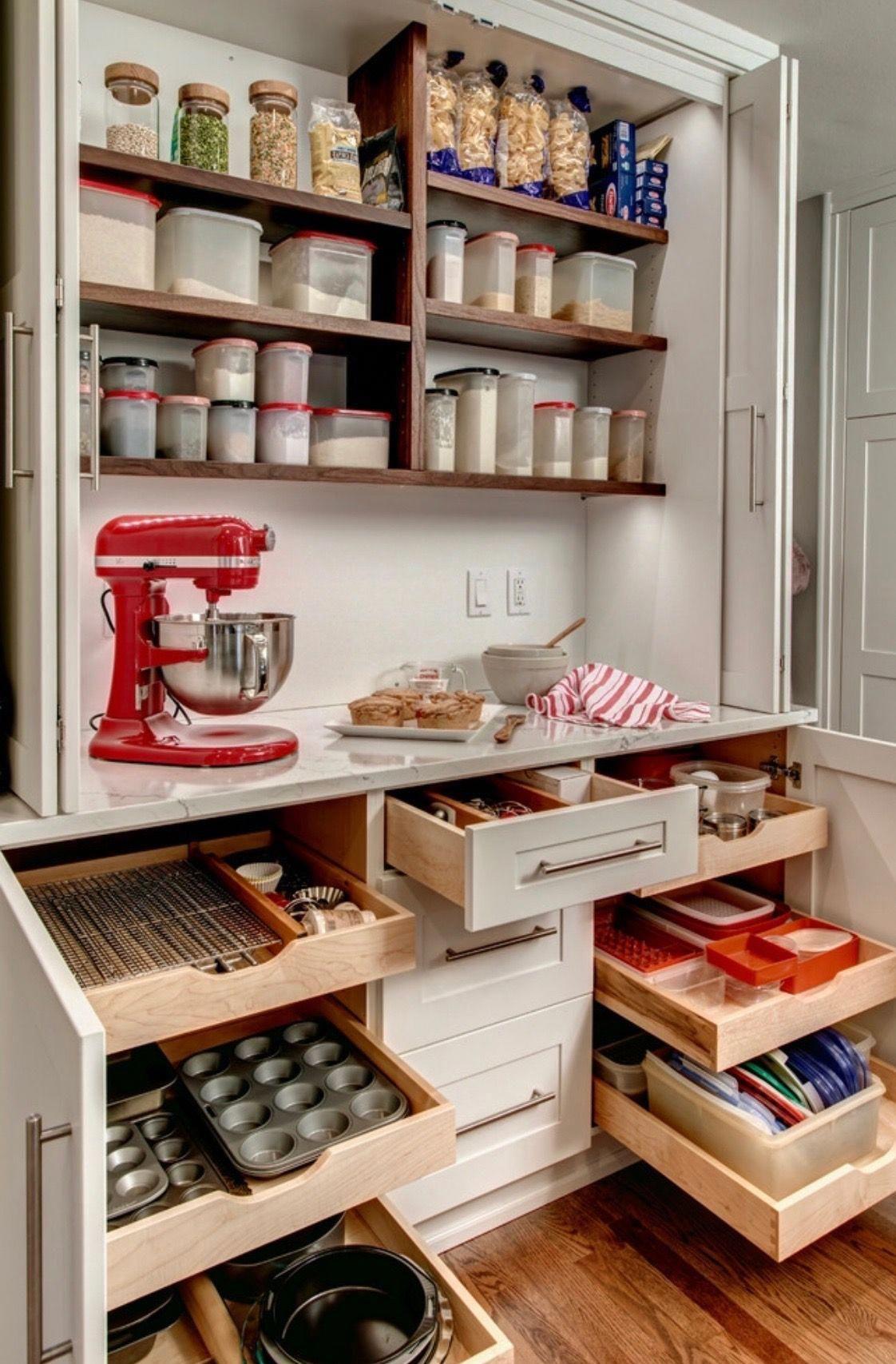 Советы по организации пространства на вашей кухне фото 5