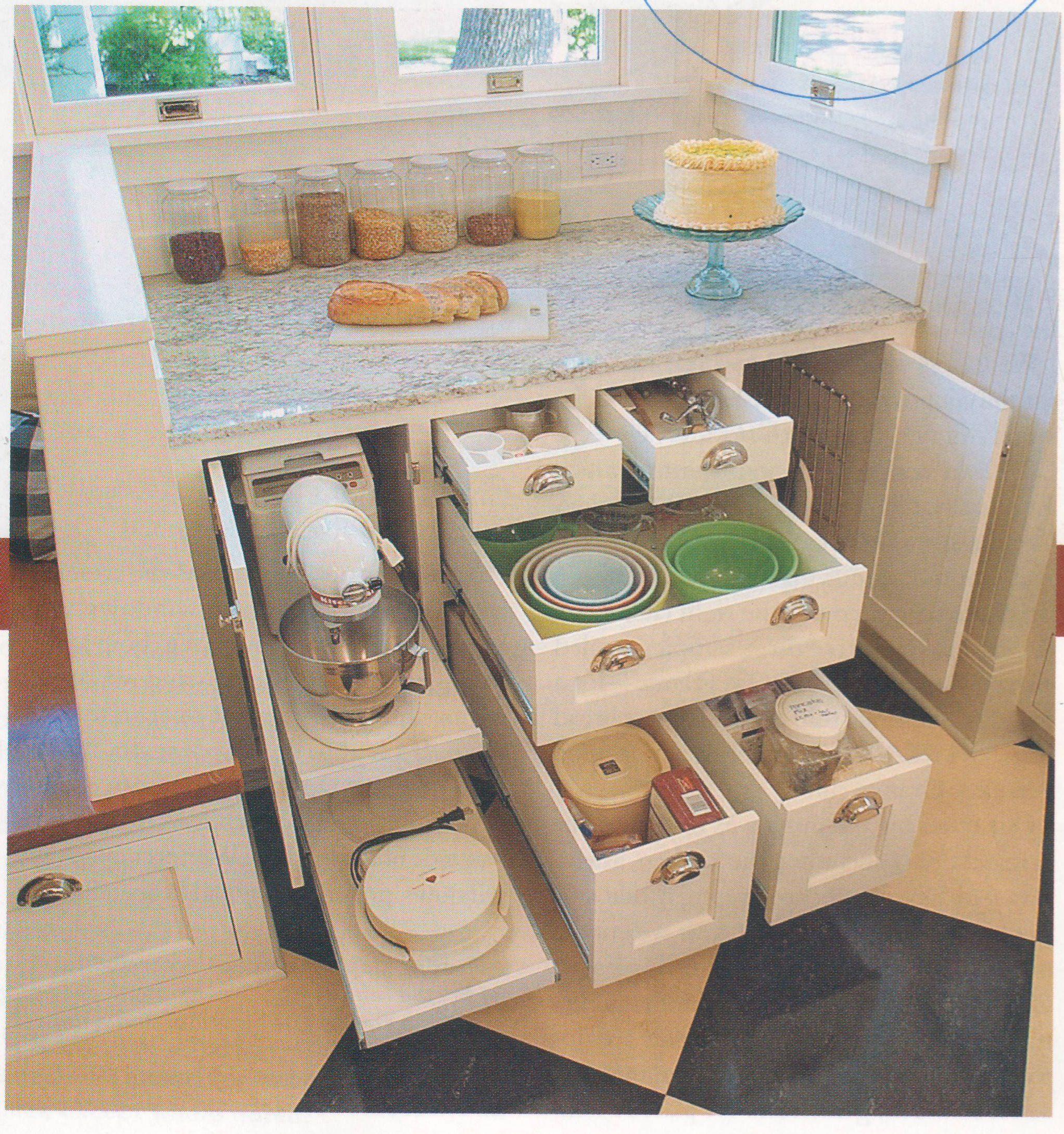 Советы по организации пространства на вашей кухне фото 3