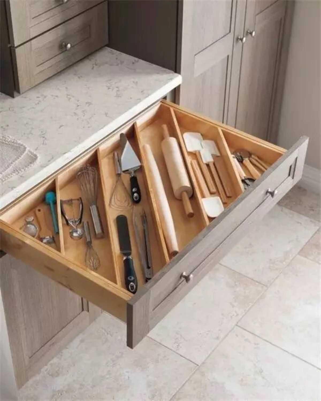 Советы по организации пространства на вашей кухне фото 8