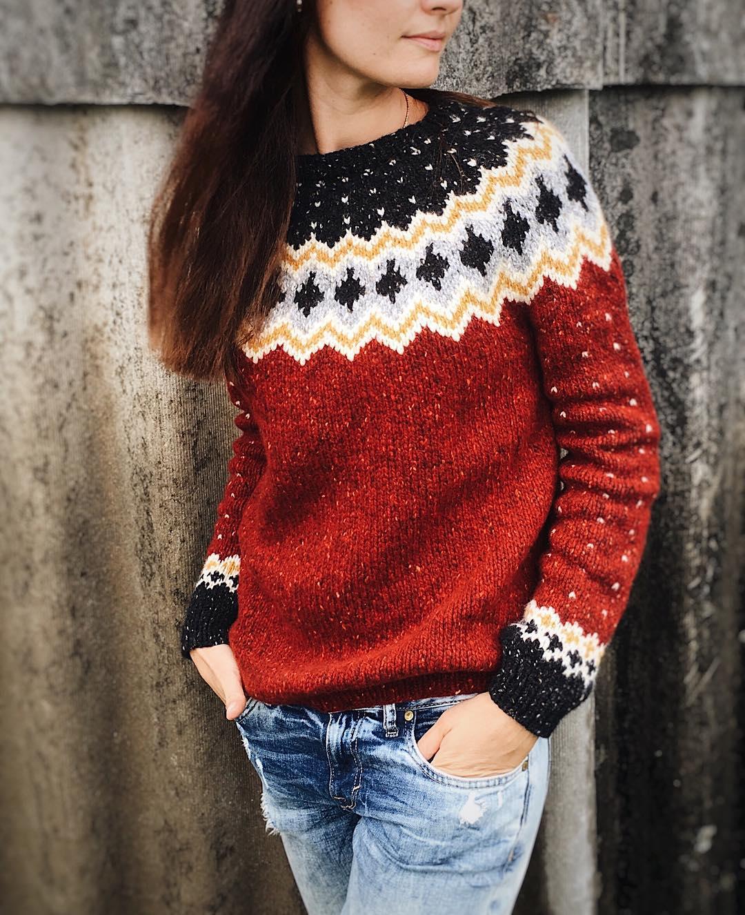 свитер 2020 фото 1