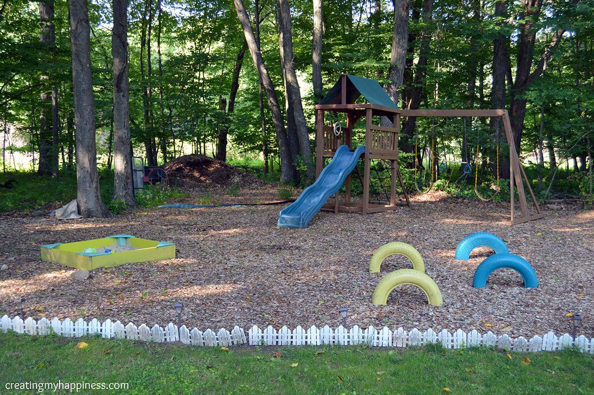 Открытие детские площадки фото 8