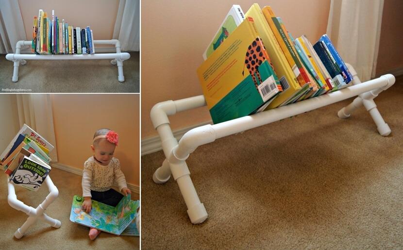 хранение детских книг фото 5