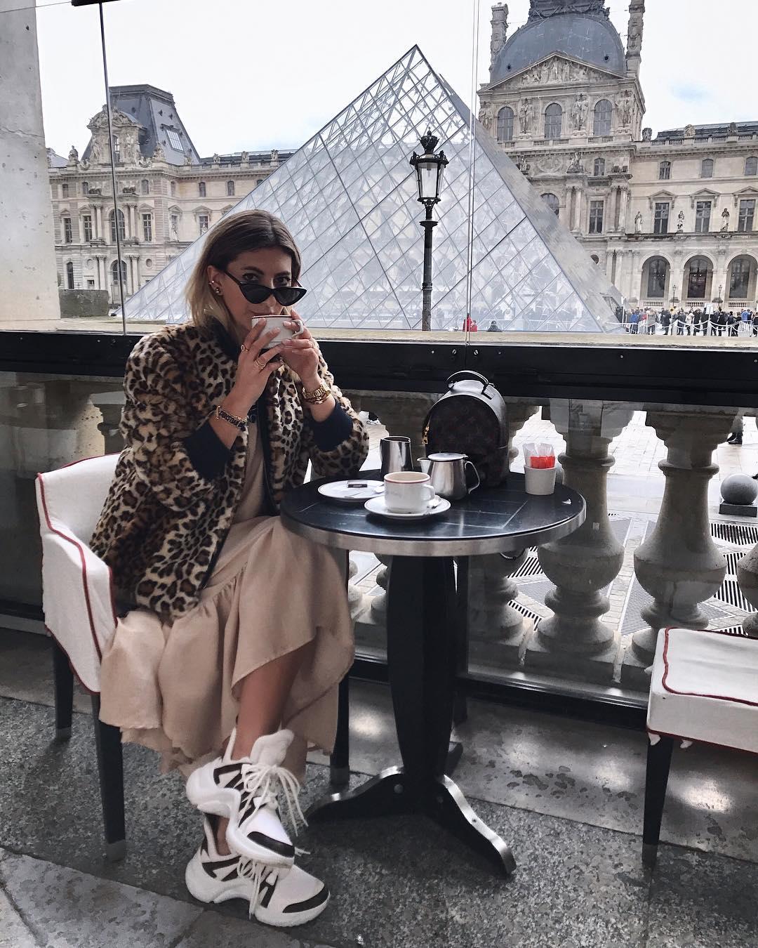 Леопардовая куртка фото 1
