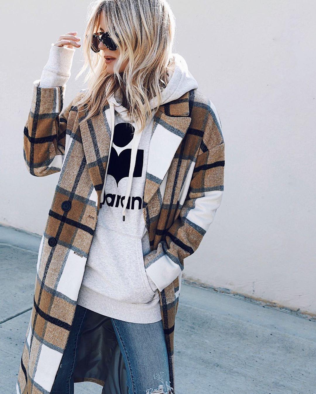 модные луки зима 2020 фото 4