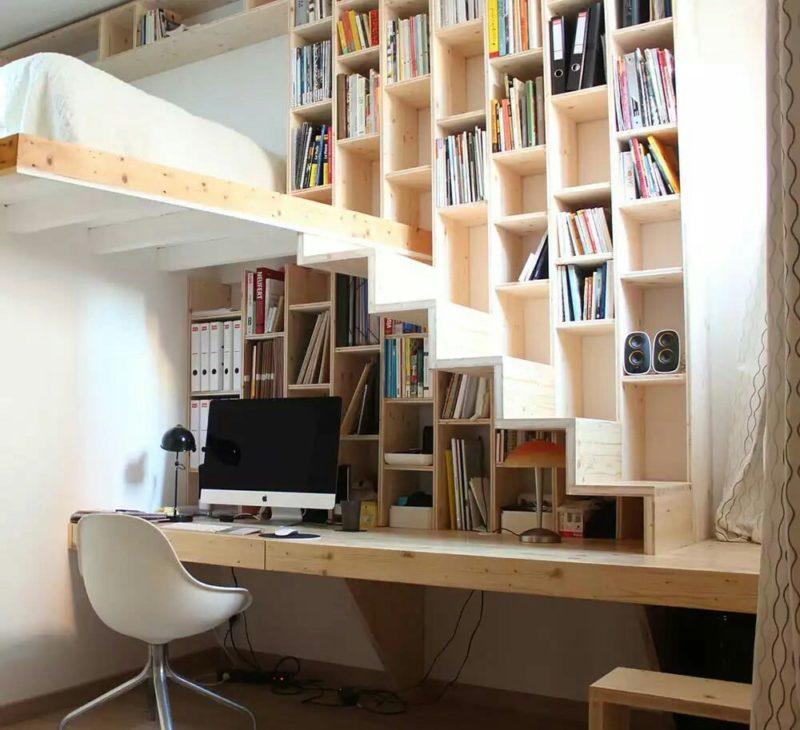 genialno produmannye malenkie kvartiry 20 luchshih idej