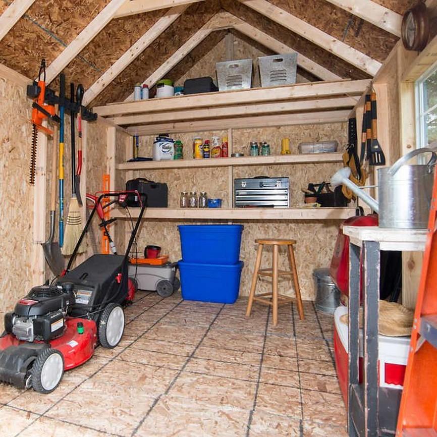 как обустроить пространство в вашем гараже фото 5