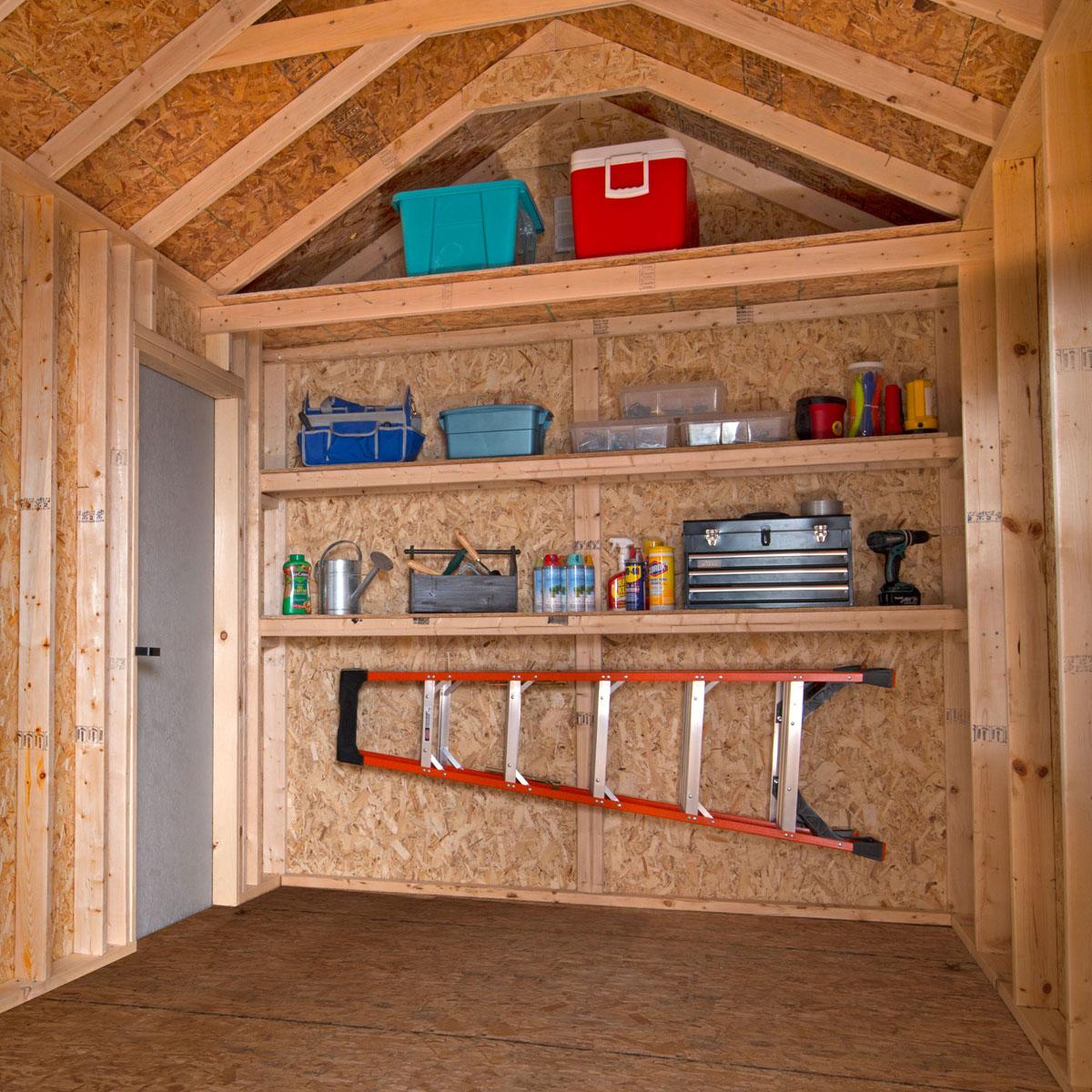 как обустроить пространство в вашем гараже фото 6