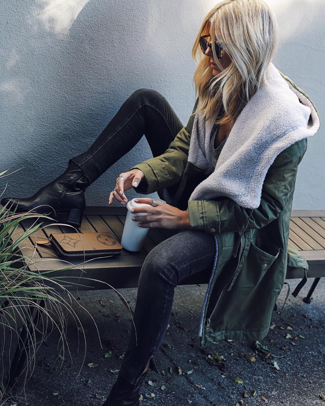 модные луки зима 2020 фото 1