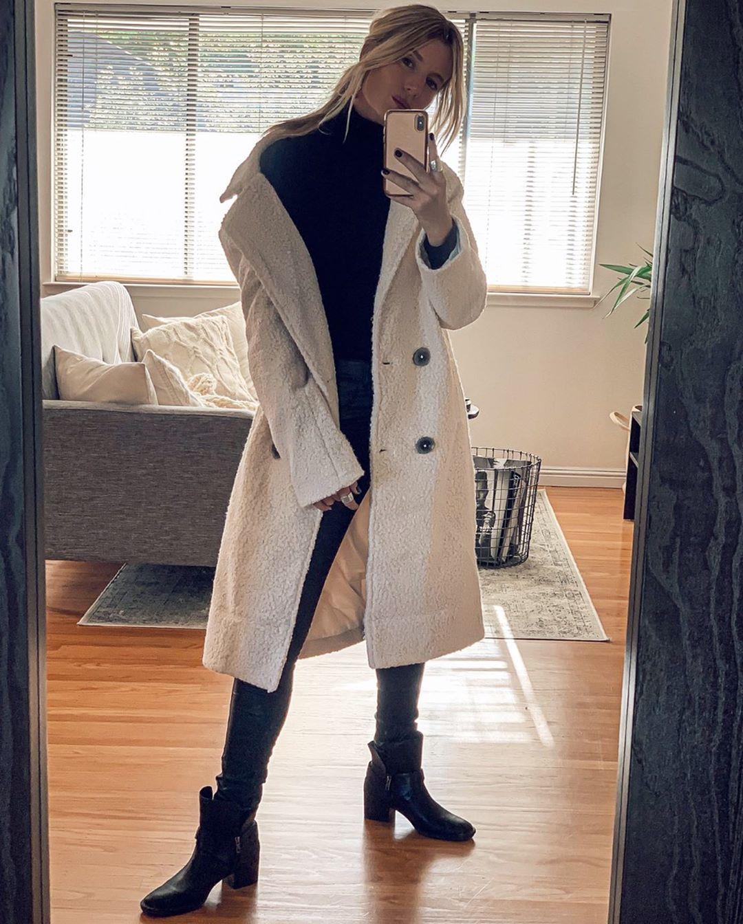 модные луки зима 2020 фото 5