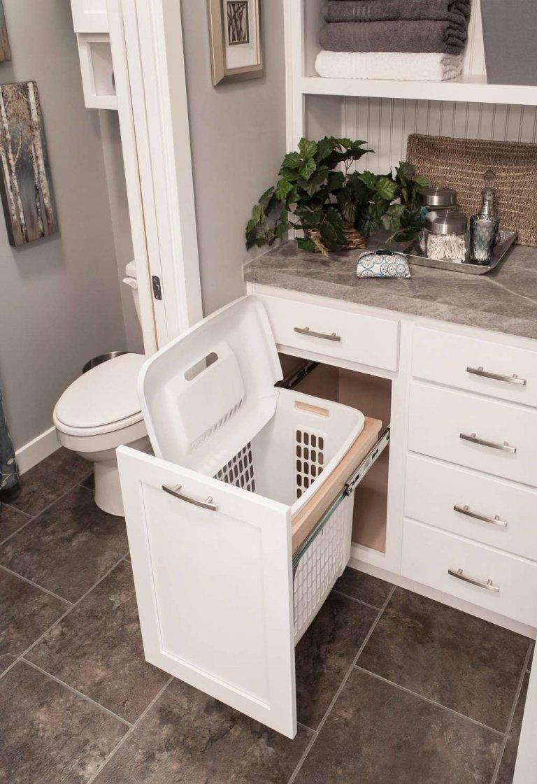 Советы по организации пространства в ванной комнате фото 6