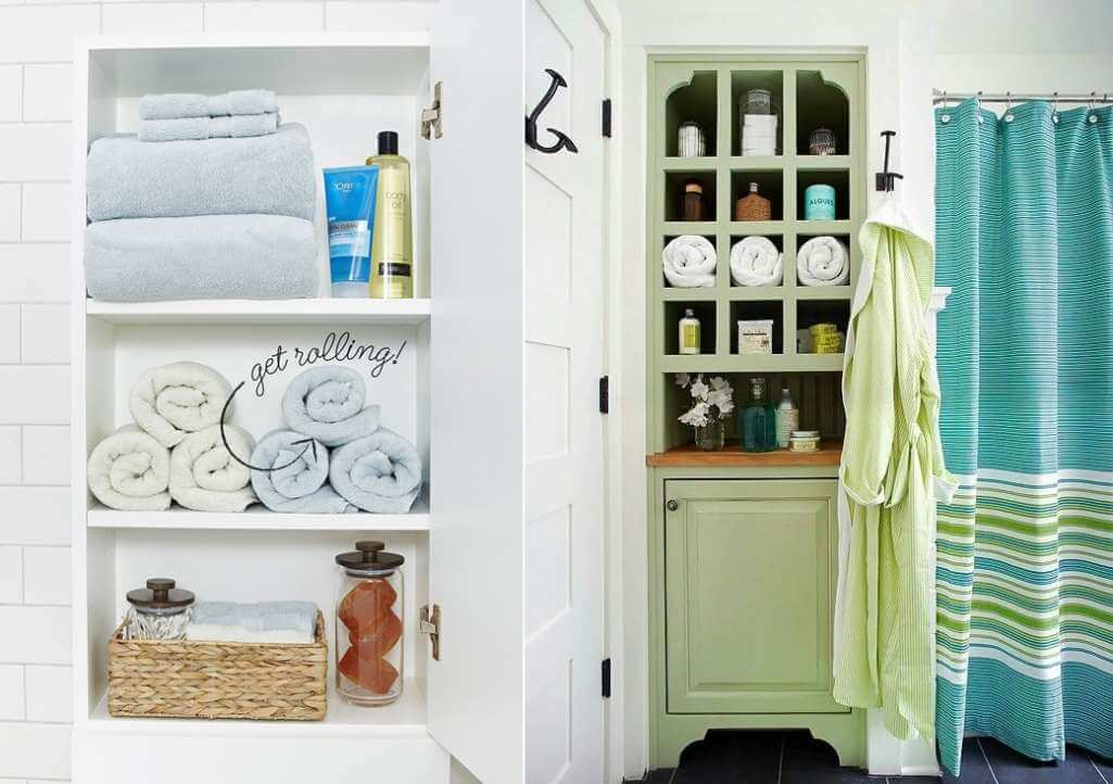 Советы по организации пространства в ванной комнате фото 4