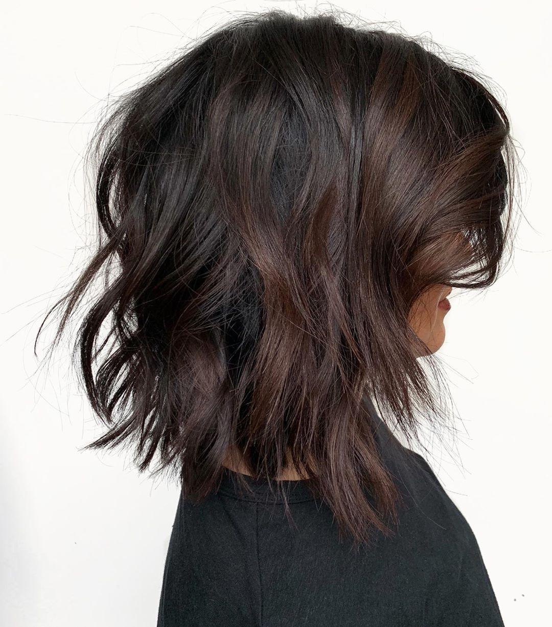 короткие волосы с объемом фото 6