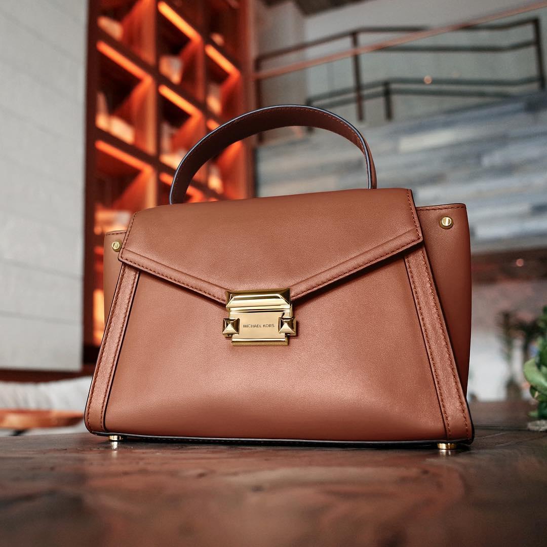 коричневая сумка фото 11