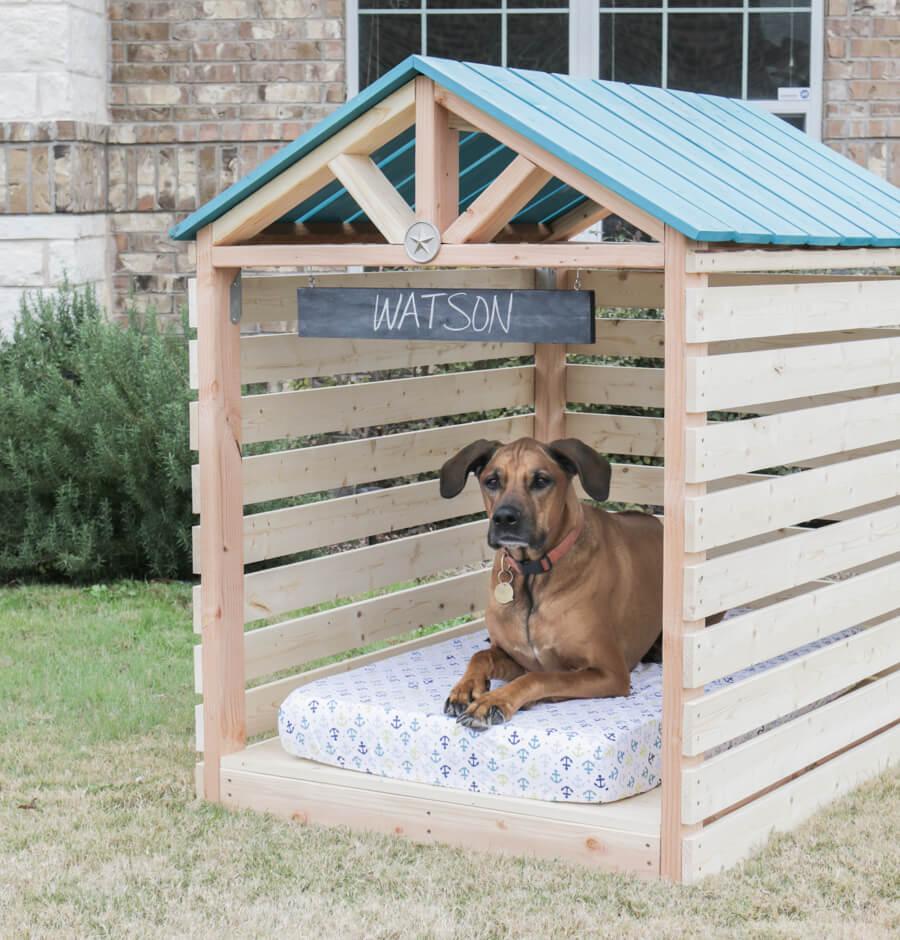Дом для собак фото 2
