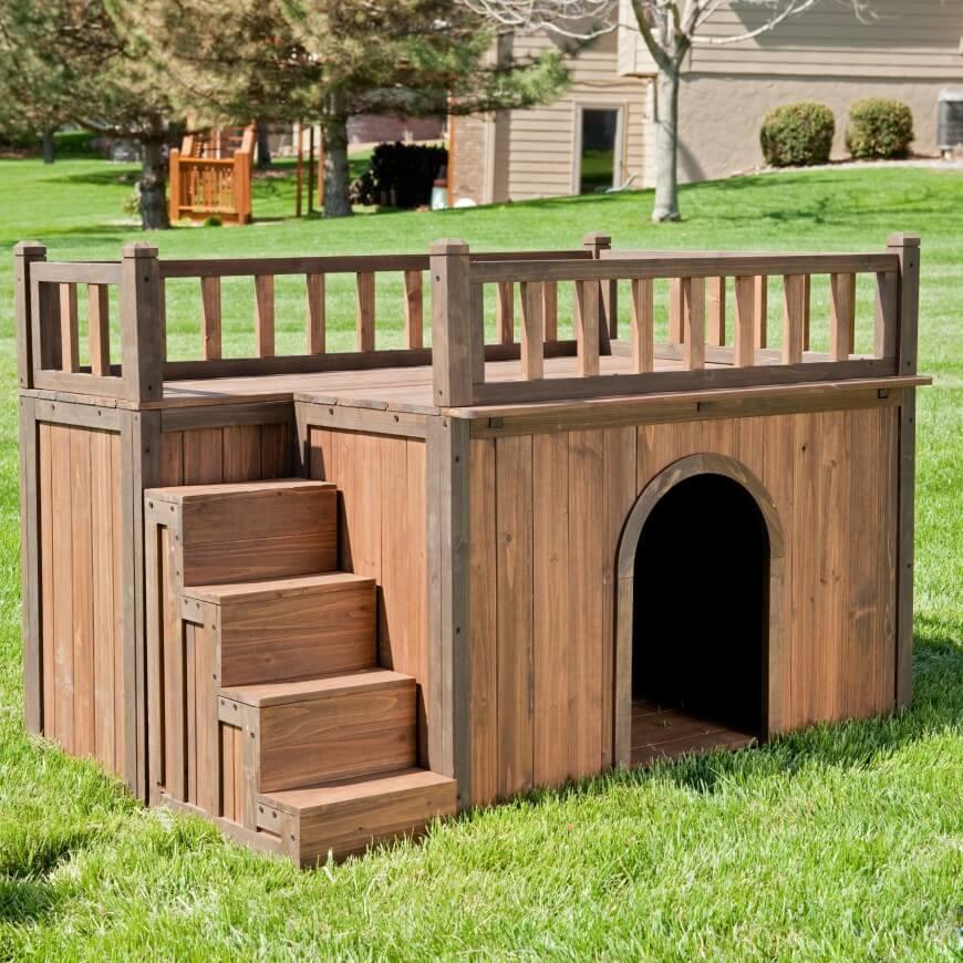Дом для собак фото 6
