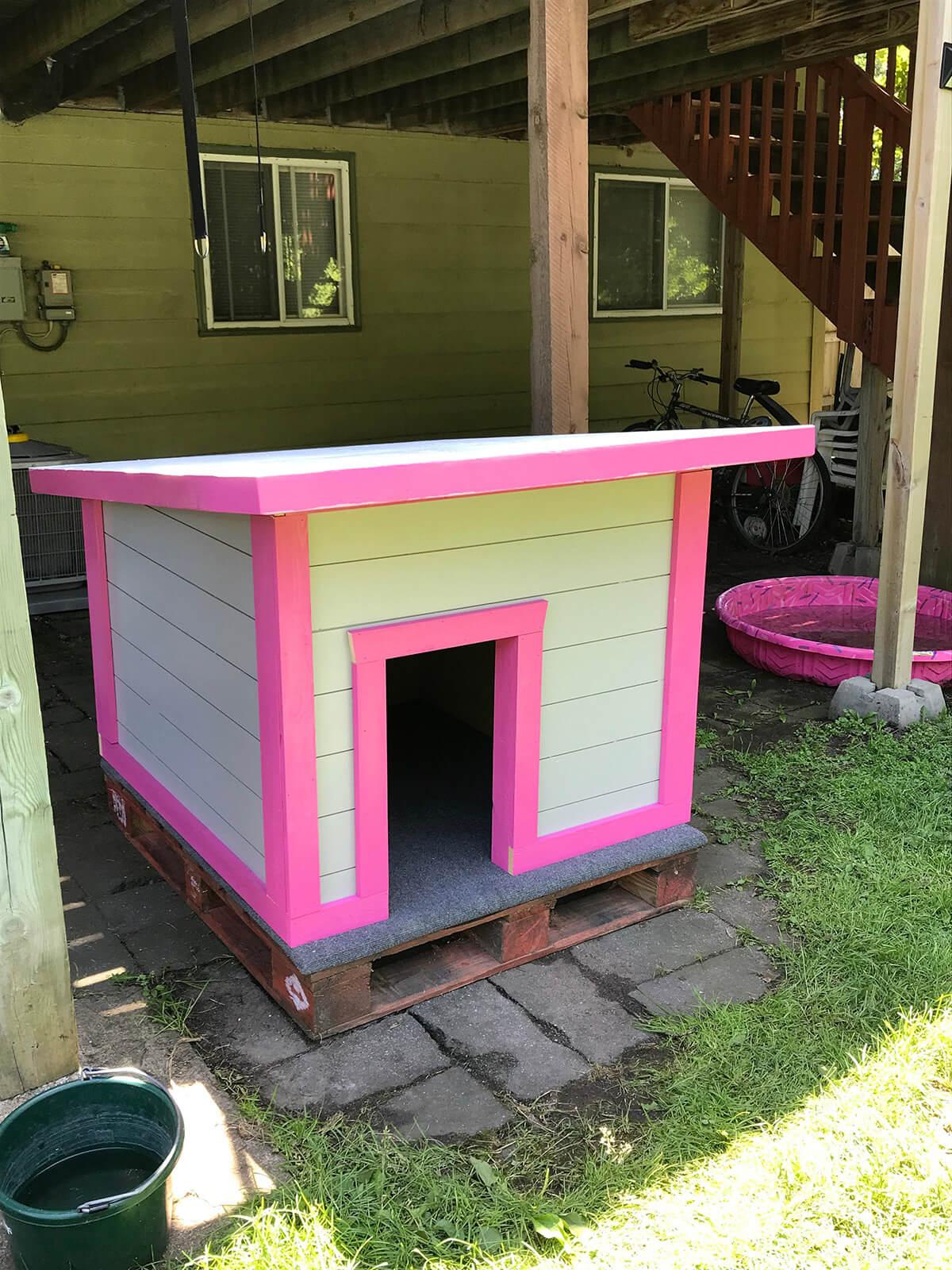 Дом для собак фото 9