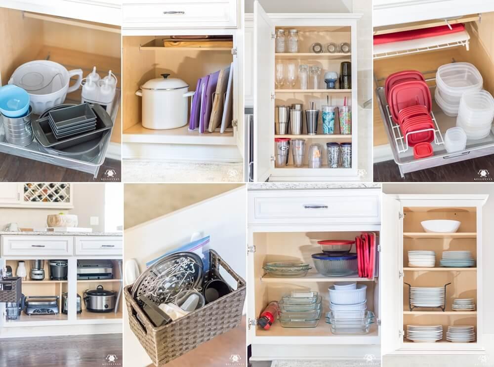 Организация пространства на кухне фото 4