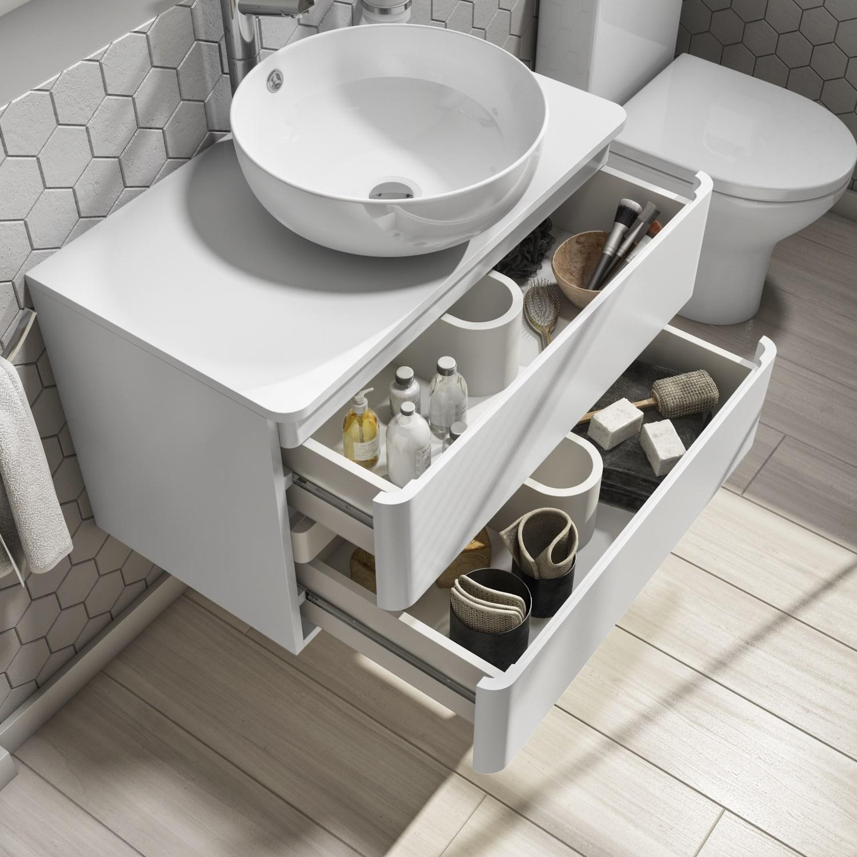 Как организовать порядок в ванной фото 14