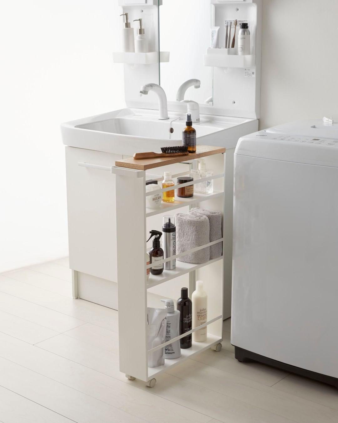 Как организовать порядок в ванной фото 13