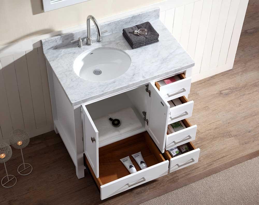 Как организовать порядок в ванной фото 10