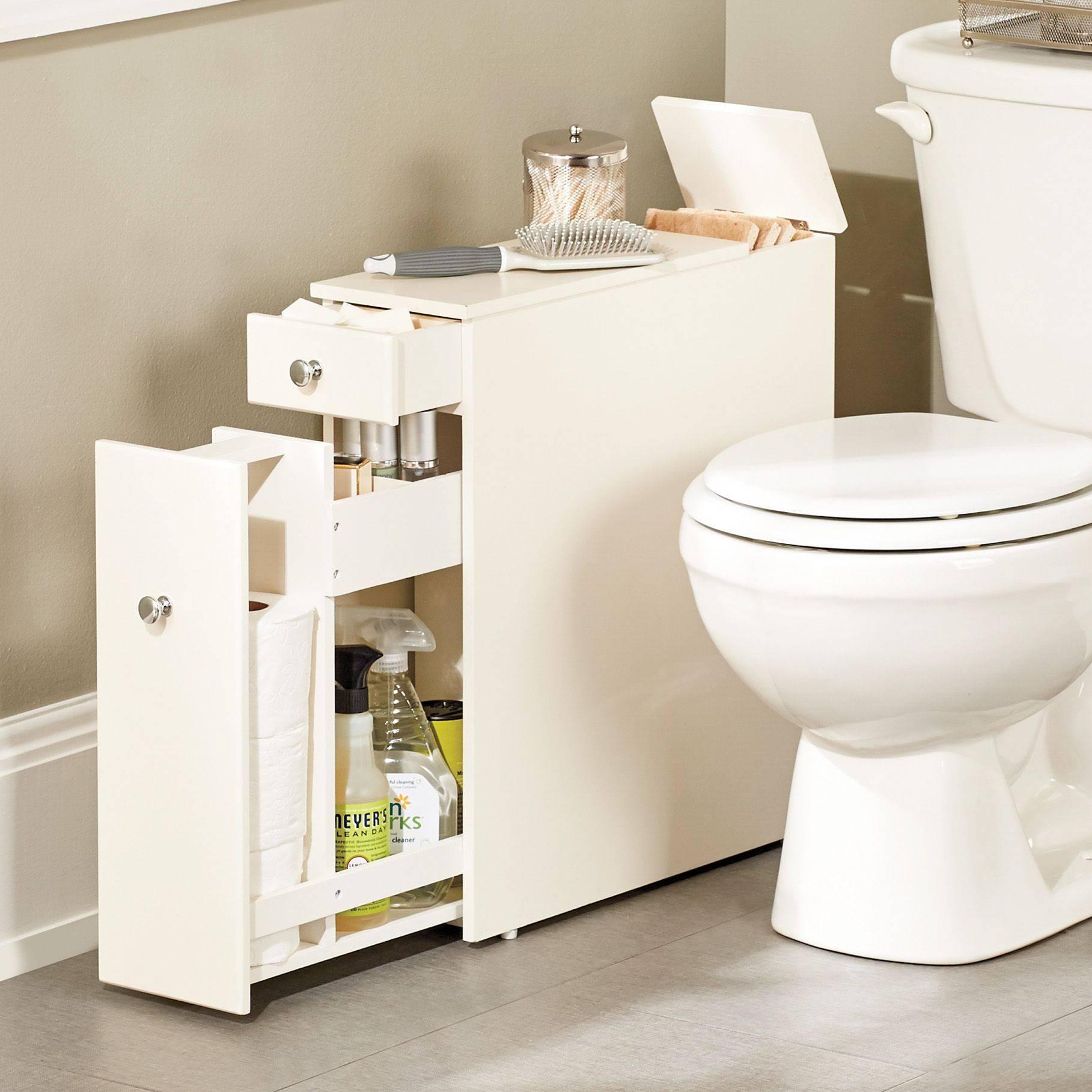 Как организовать порядок в ванной фото 21