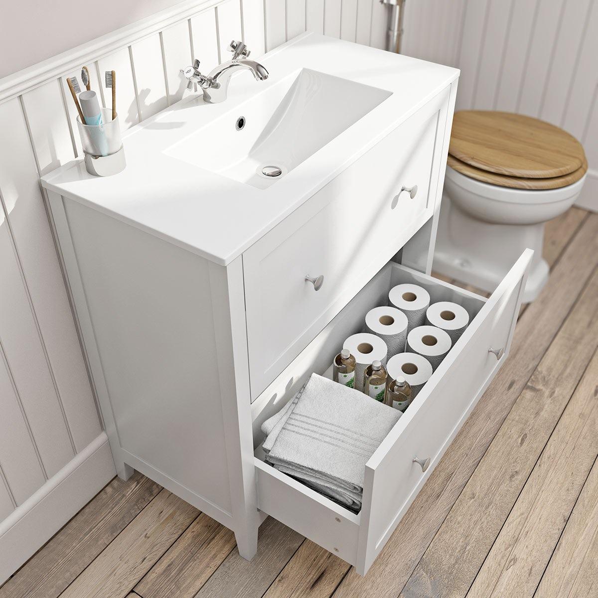 Как организовать порядок в ванной фото 9